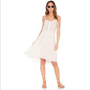 Cleobella Renny White Sundress